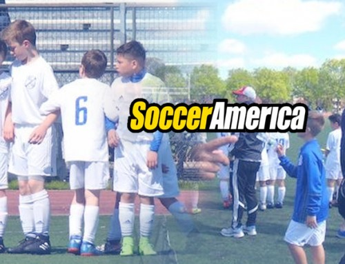 BW Gottschee featured in Soccer America