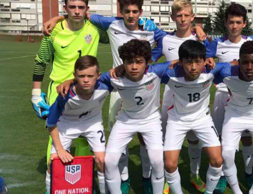 BWG player, Jack McGlynn, selected to U-14 US National Team