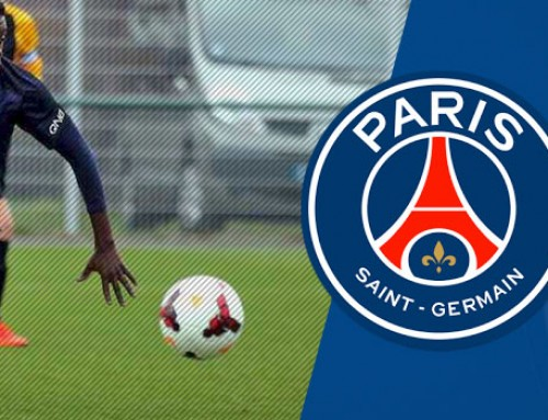 BWG Timothy Weah signs professional contract with PSG