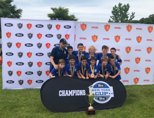 BWG 2007 Team –  NY State Cup Champions