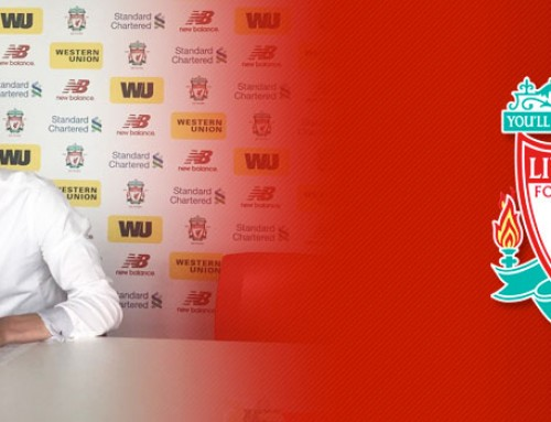 BWG Player Matteo Ritaccio signs for Liverpool FC
